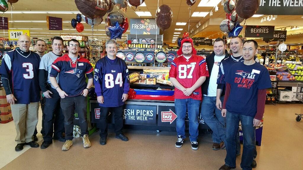 SSNE 17 Patriots Superbowl