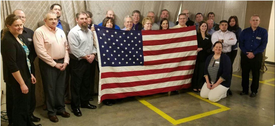 SSNE Veterans BRG Launch