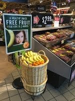 Free Fresh Fruit Program
