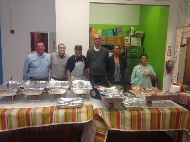Thanksgiving Open House At Youth Pride
