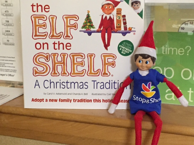 SSNE 493 Elf On A Shelf 2