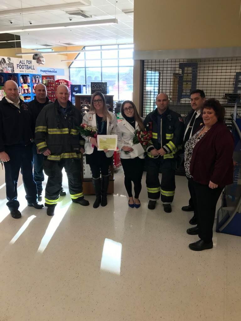Saving A Life At Store 622