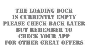 Empty Loading Dock