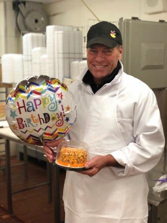 Happy 70th Birthday To Our Head Cutter, John!