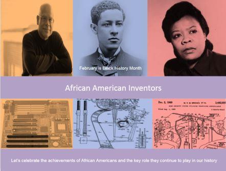 Celebrating Black History Month: Spotlight On African American Inventors
