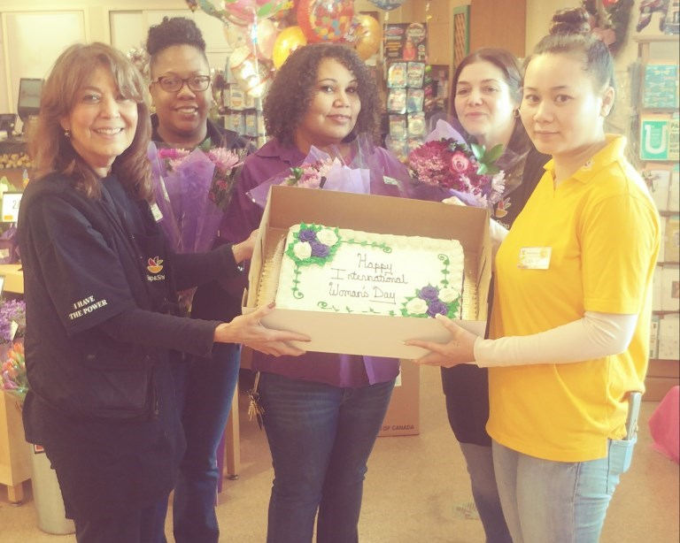 Happy International Women's Day From Store 722!