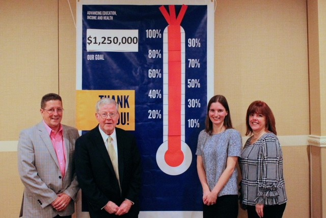 Roger Beliveau Presented With United Way Award