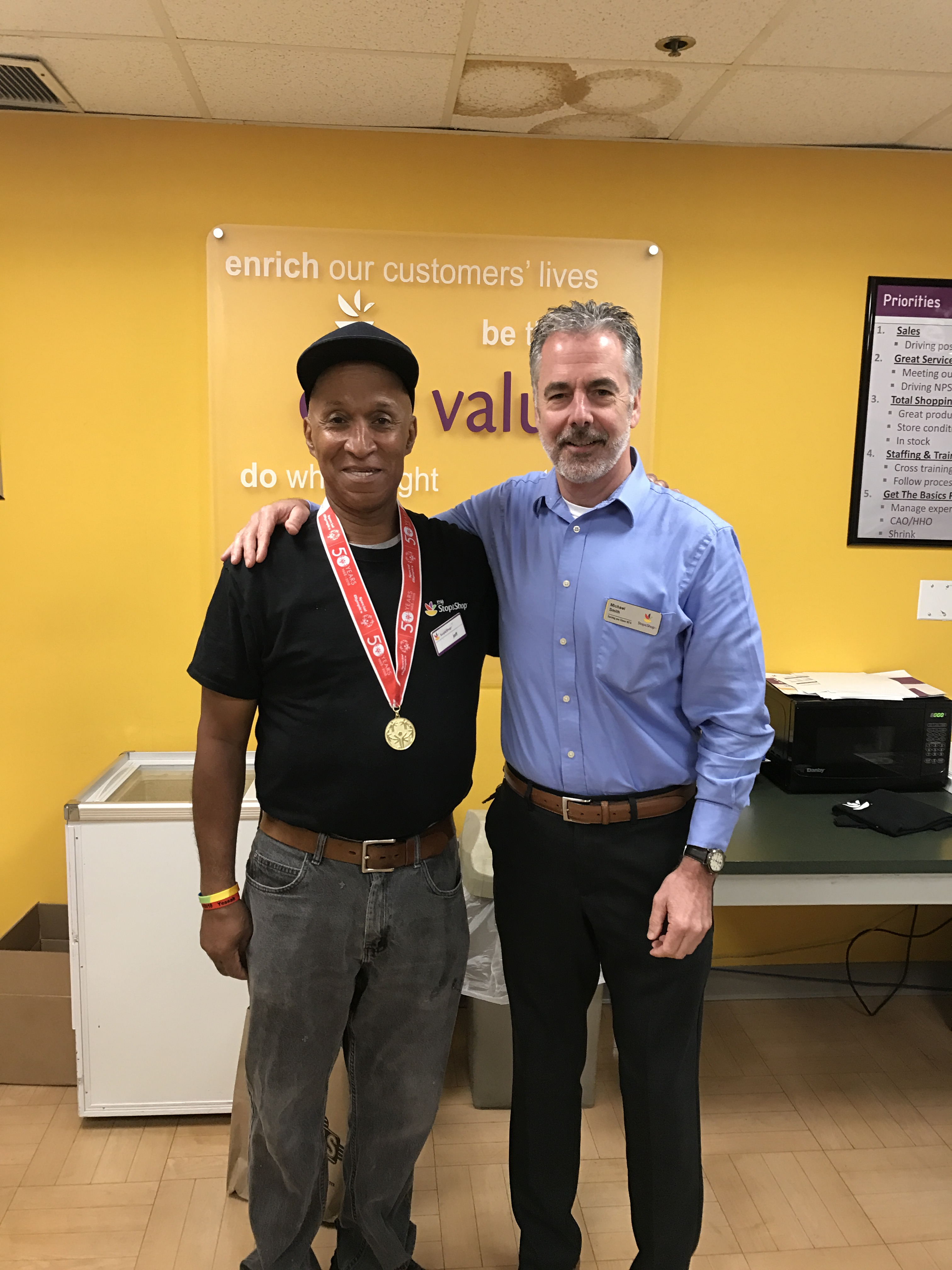 Associate Goes For (and Gets!) The Olympic Gold