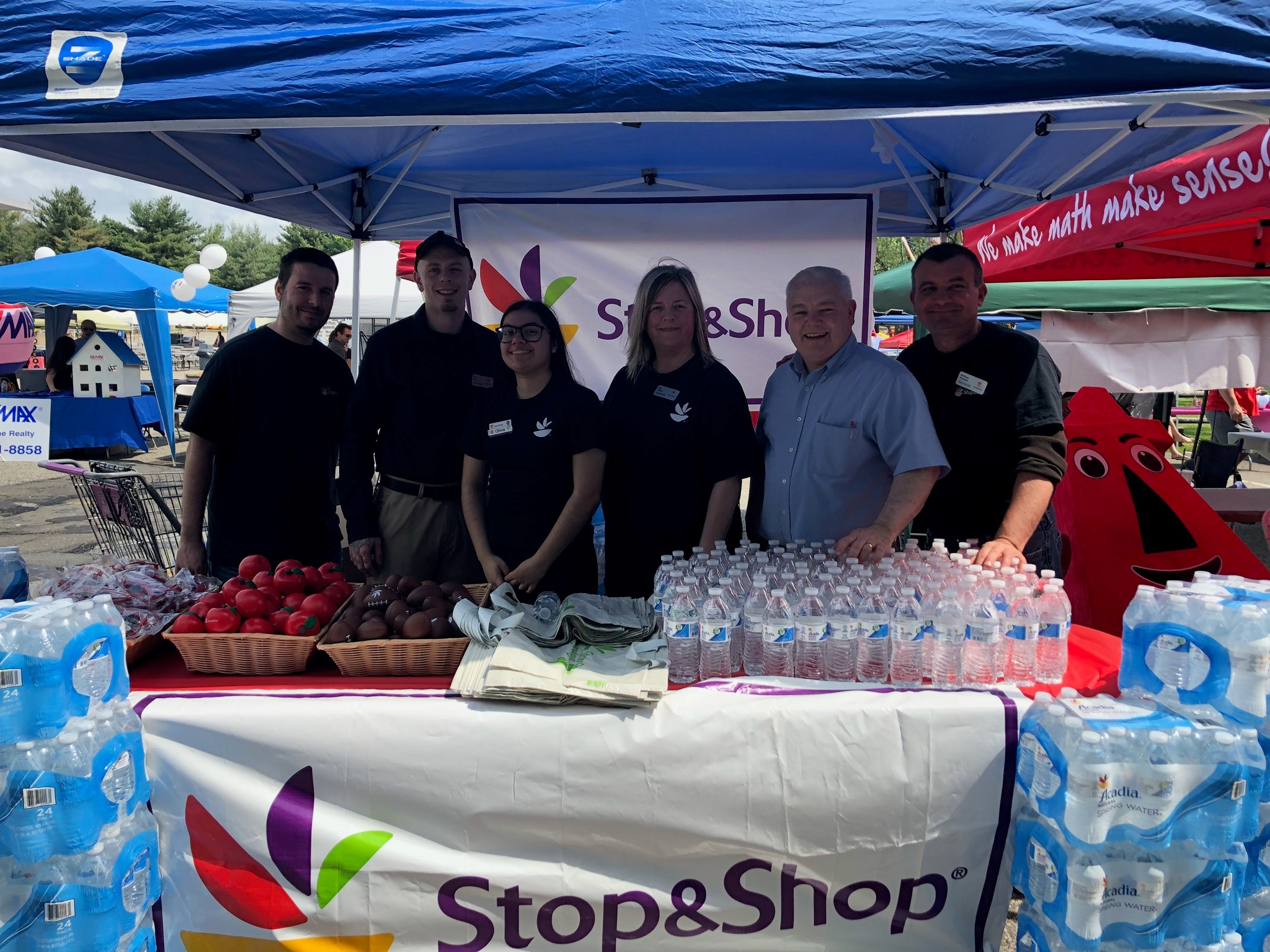Another Great Event In The Community -75th Annual Wyckoff Day. We Saw Thousands Of Members Of The Community And Handed Out Thousands Of Bottles Of Water On This Hot Day!